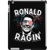Ronald Ragin' iPad Case/Skin