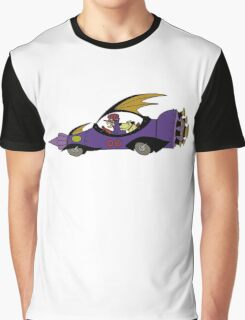 Wacky Races Cool Stuff  Graphic T-Shirt