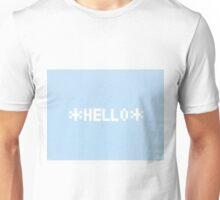 SQUAREPUSHER HARD NORMAL DADDY HELLO Unisex T-Shirt