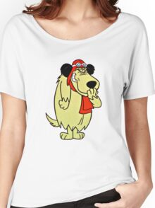 Cool Laughing Muttley  Women's Relaxed Fit T-Shirt