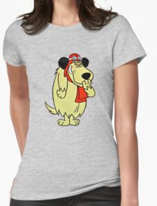 Cool Laughing Muttley  Womens Fitted T-Shirt