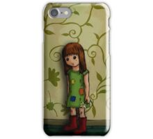 Doll02 iPhone Case/Skin