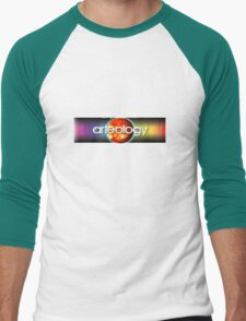 arteology life Men's Baseball ¾ T-Shirt