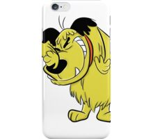 Wacky Races and Muttley Dope Stuff iPhone Case/Skin