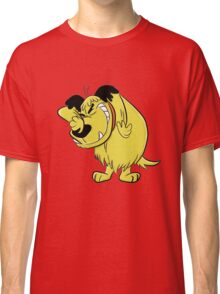 Wacky Races and Muttley Dope Stuff Classic T-Shirt