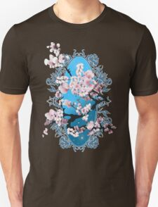 Blossom sakura. Vector illustration Unisex T-Shirt