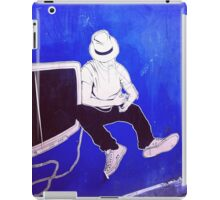 TV Junkie iPad Case/Skin