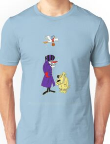 Wacky Races and Muttley Collectible Stuff Unisex T-Shirt