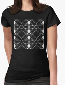 Black Holes Womens Fitted T-Shirt