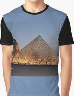 Illuminated Structures Graphic T-Shirt