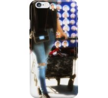Button Pusher iPhone Case/Skin
