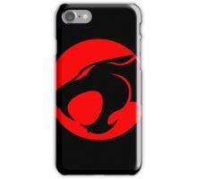 Thundercats Retro Cartoon Logo iPhone Case/Skin