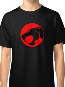 Thundercats Retro Cartoon Logo Classic T-Shirt