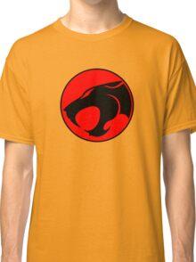 Thundercats Retro Cartoon Logo Classic T-Shirt