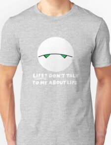 The paranoid android Unisex T-Shirt
