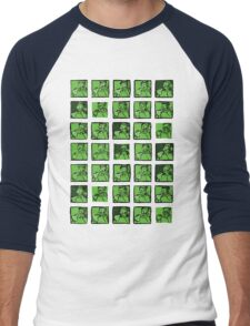 Repeating Cancer Studies Men's Baseball ¾ T-Shirt