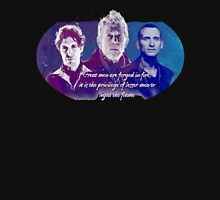 Great Men Are Forged in Fire, Doctor Who Unisex T-Shirt