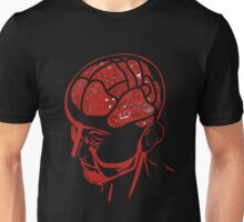 Functional Anatomy of the human brain Unisex T-Shirt