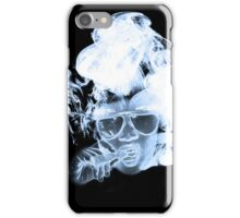 legalize 420 white iPhone Case/Skin