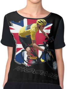 2015 Tour de France Chiffon Top