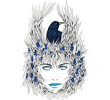 Bower Bird Photographic Print