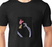 Fantasy  creative incense smoke photograph snake attacking two  smoke birds Unisex T-Shirt