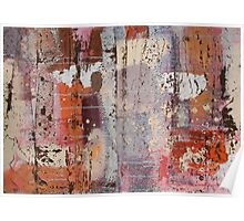 """Passage Abstract Print from """"Passage"""" Painting by Jenny Meehan Poster"""