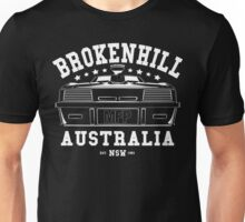 Mad Max Inspired Broken Hill 1981 Shirt Unisex T-Shirt