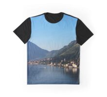 Kotor, Montenegro, Europe Graphic T-Shirt
