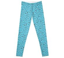 Mister Meeseeks Leggings