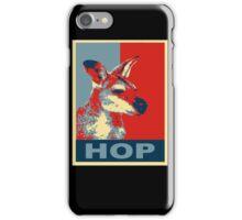 HOP - Yes We Kan-garoo iPhone Case/Skin