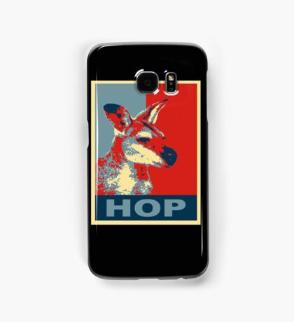 HOP - Yes We Kan-garoo Samsung Galaxy Case/Skin