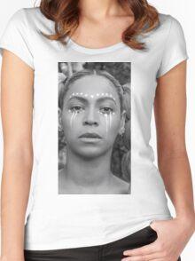 Beyoncé LEMONADE - FREEDOM Women's Fitted Scoop T-Shirt