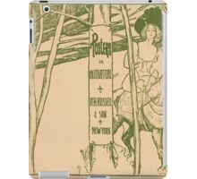 Artist Posters Posters in miniature 0742 iPad Case/Skin