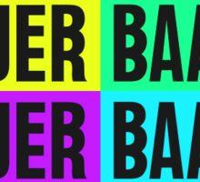 Baauer (Multiply) Sticker