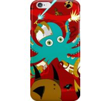 Cyborg Octopus iPhone Case/Skin