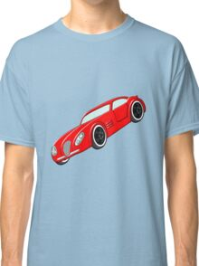 A Butch Red Muscle Car Classic T-Shirt