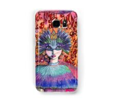 Whisper Sweet Affirmations Samsung Galaxy Case/Skin