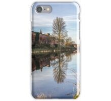 Dumfries Dock Park River Nith Photograph Galloway iPhone Case/Skin