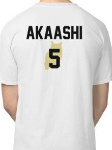 Haikyuu!! Jersey Akaashi Number 5 (Fukurodani) Classic T-Shirt
