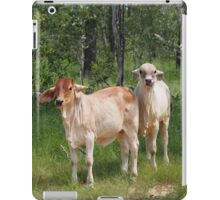 Outback Cattle iPad Case/Skin