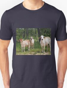 Outback Cattle Unisex T-Shirt