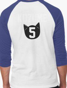 Haikyuu!! Jersey Kenma Number 5 (Nekoma) Men's Baseball ¾ T-Shirt