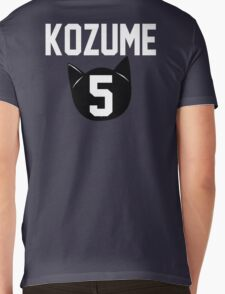 Haikyuu!! Jersey Kenma Number 5 (Nekoma) Mens V-Neck T-Shirt