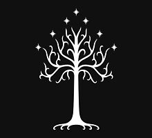 Lord of the Rings - Tree of Gondor (White) T-Shirt