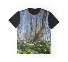 Colours Of Spring Graphic T-Shirt