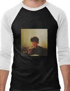 king krule baby blue Men's Baseball ¾ T-Shirt