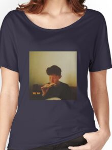 king krule baby blue Women's Relaxed Fit T-Shirt