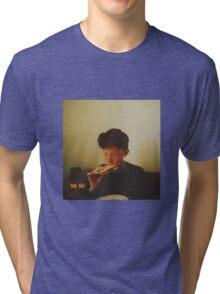 king krule baby blue Tri-blend T-Shirt