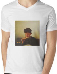 king krule baby blue Mens V-Neck T-Shirt